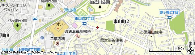 さつききっさ周辺の地図