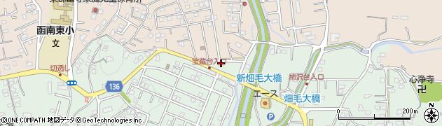 東華園周辺の地図