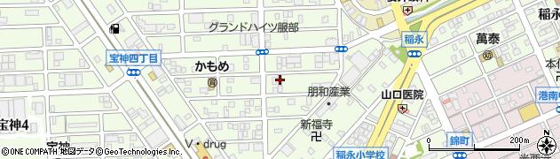 有限会社ウーマンエイジ周辺の地図
