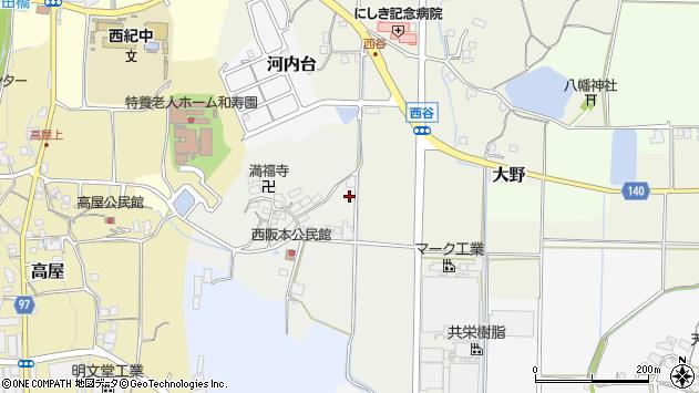 〒669-2728 兵庫県丹波篠山市西阪本の地図