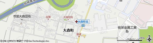 sunny coco2周辺の地図