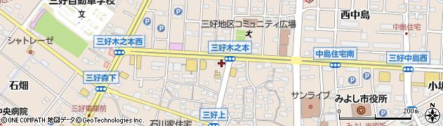 たんぽぽ周辺の地図