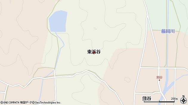 〒669-2351 兵庫県丹波篠山市東浜谷の地図