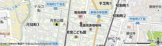カラオケ喫茶ぴっころ周辺の地図