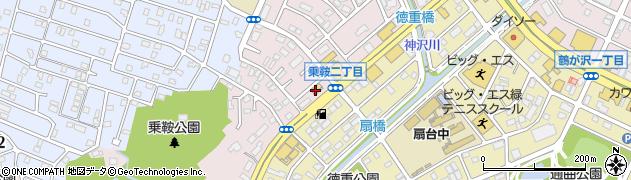 きん太名古屋緑店周辺の地図