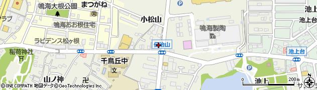 愛知県名古屋市緑区鳴海町(嫁ケ茶屋)周辺の地図