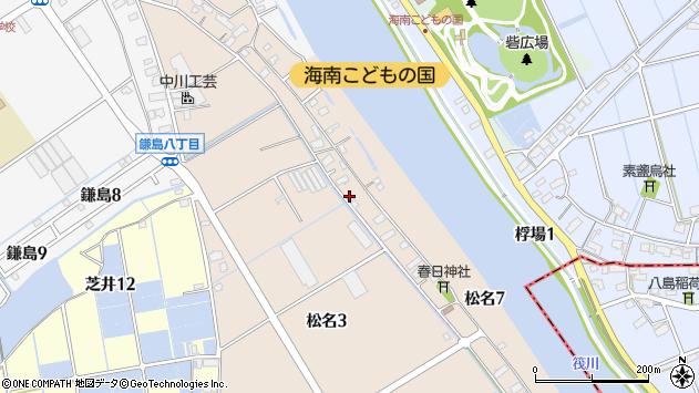 愛知県弥富市松名町 郵便番号 〒498-0042:マピオン郵便番号