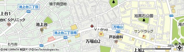cafe・chichi周辺の地図