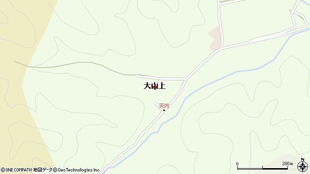 〒669-2803 兵庫県丹波篠山市大山上の地図