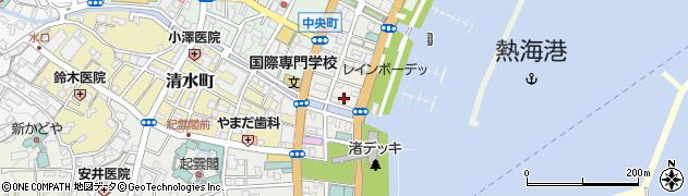 スナック イヴ周辺の地図