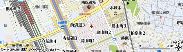 いづみ周辺の地図