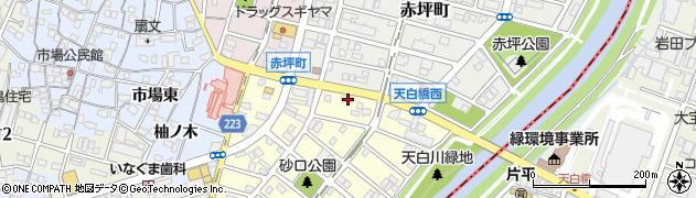 カラオケ喫茶18番周辺の地図