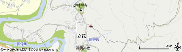 静岡県静岡市清水区立花周辺の地図