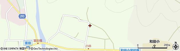 兵庫県丹波市山南町小野尻(若林)周辺の地図