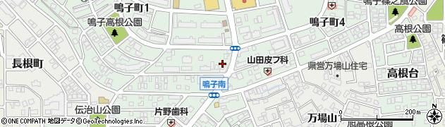 スナック桂周辺の地図