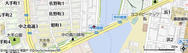 市 本町 中川 名古屋 区 港