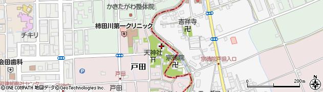 藤泉院周辺の地図