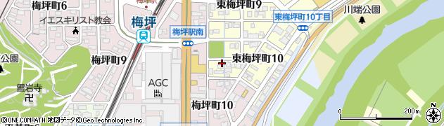 カラオケ喫茶クールファイブ周辺の地図