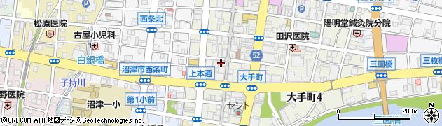 J・みーと周辺の地図