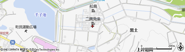 愛知県愛知郡東郷町春木千子周辺の地図