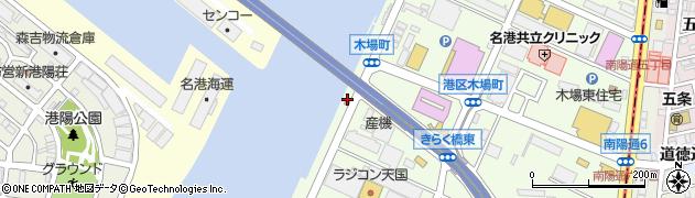 東山ガーデン株式会社周辺の地図