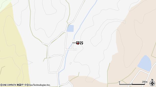 〒669-2813 兵庫県丹波篠山市一印谷の地図
