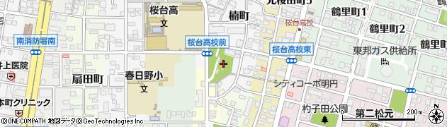 愛知県名古屋市南区呼続町周辺の地図