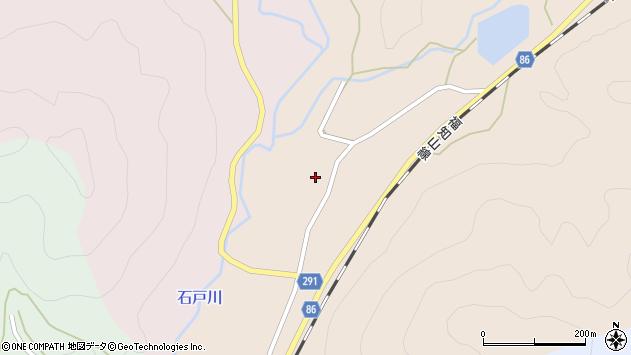 〒669-3121 兵庫県丹波市山南町奥野々の地図