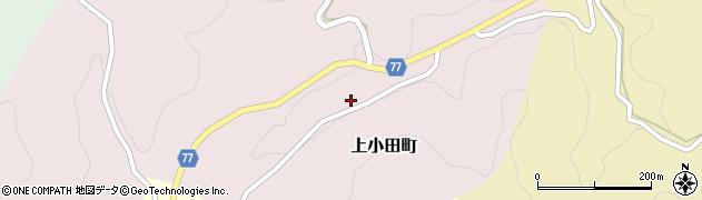 愛知県豊田市上小田町(池田)周辺の地図
