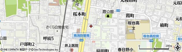 有限会社イングラン周辺の地図