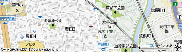 株式会社ショクブン ひまわり営業所周辺の地図