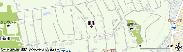愛知県名古屋市天白区天白町大字野並(相生)周辺の地図