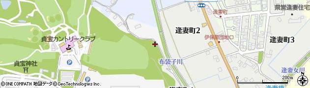 愛知県豊田市貞宝町(田淵)周辺の地図