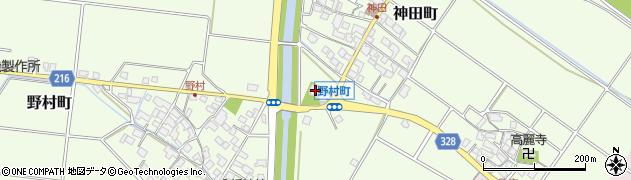 椿の寺周辺の地図