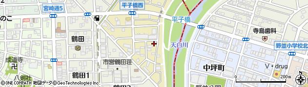 愛知県名古屋市南区大堀町17 5 住所一覧から地図を検索 マピオン