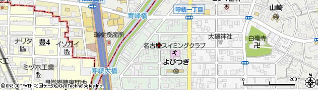 愛知県名古屋市南区汐田町周辺の地図