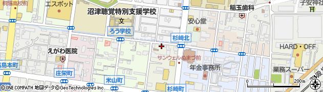 富士山麓鶏専門店 ゆるり周辺の地図