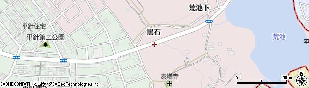 愛知県名古屋市天白区天白町大字平針周辺の地図