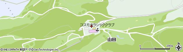 千葉県南房総市平塚周辺の地図