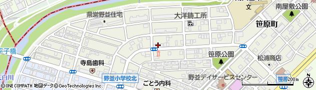 丼ちゃん・宅配丼専門店周辺の地図