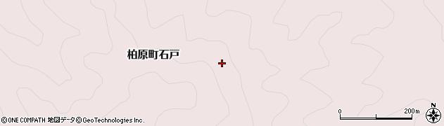 兵庫県丹波市柏原町石戸周辺の地図