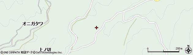 愛知県豊田市野林町(下ノ切)周辺の地図