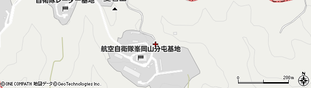 千葉県南房総市丸山平塚周辺の地図