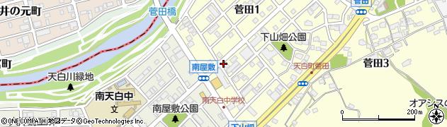 まんが喫茶ビーン周辺の地図