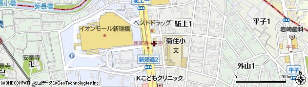 株式会社志恩周辺の地図