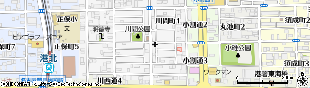 寿屋周辺の地図