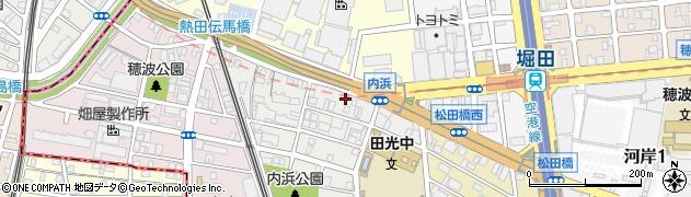 エムカフェ周辺の地図