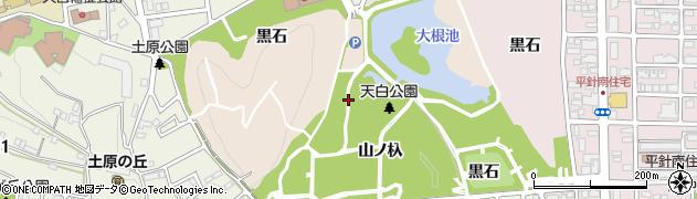 愛知県名古屋市天白区天白町大字島田周辺の地図