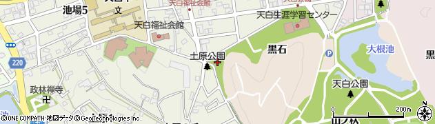 愛知県名古屋市天白区天白町大字島田(黒石)周辺の地図
