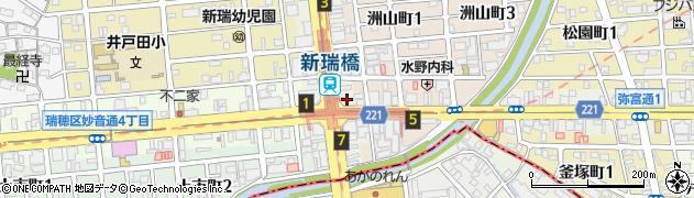 太閤堂 本店周辺の地図